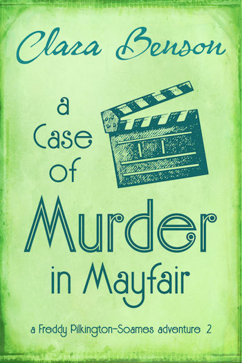 Excerpt: A Case of Murder in Mayfair