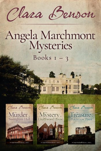 Angela Marchmont Mysteries Vol. 1