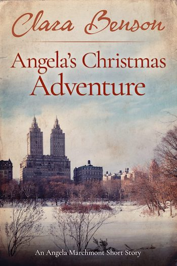 Angela's Christmas Adventure by Clara Benson