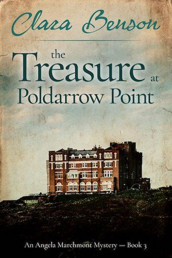 The Treasure at Poldarrow Point by Clara Benson