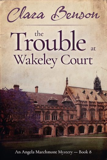 The Trouble at Wakeley Court by Clara Benson