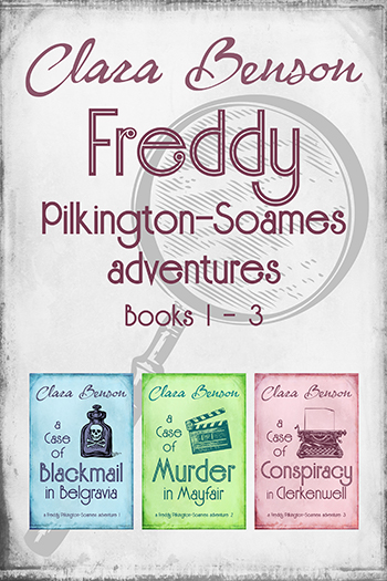 Freddy Pilkington-Soames Adventures Vol. 1