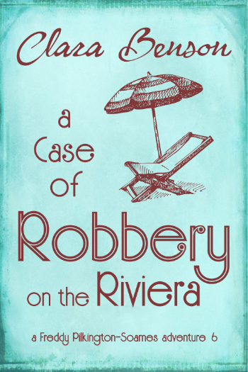 Excerpt: A Case of Robbery on the Riviera